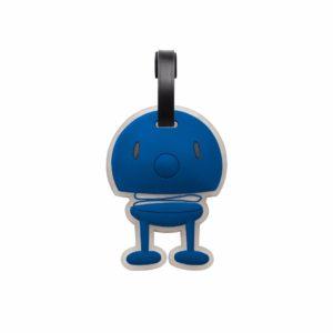 Hoptimist Bag Tag Blau